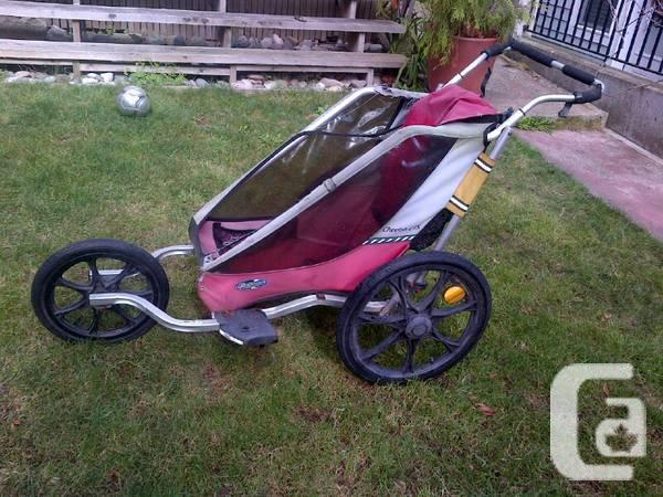 Chariot Stroller, jogging and bike trailer kit - for sale ...