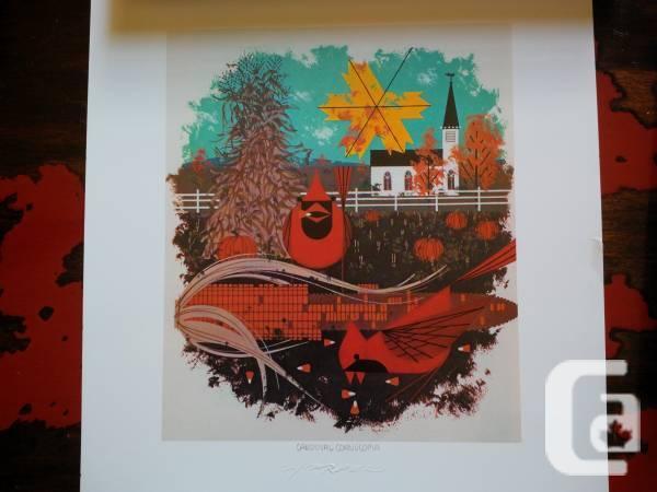 Charley Harper artwork available - $50