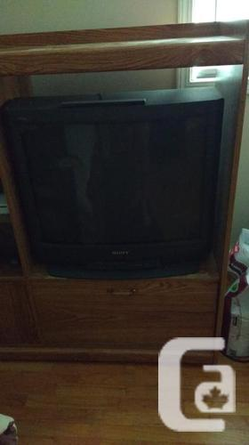CHEAP TV and TV Stand / Cabinet