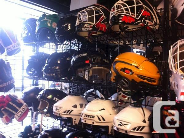 Cheap Used Hockey Helmets! - $10 in Abbotsford, British Columbia for sale