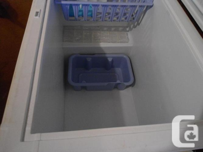 Chest Freezer Like New Only asking $150