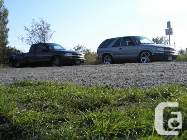 Chevorlet S10 Blazer Custom $7000 obo - $7000
