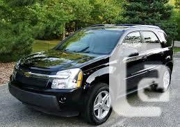 Chevrolet Equinox AWD - $5200