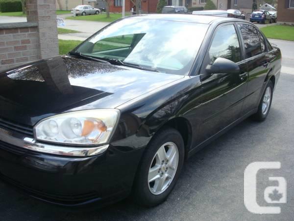 Chevy Malibu, 2005, safetied, e-tested - $3950