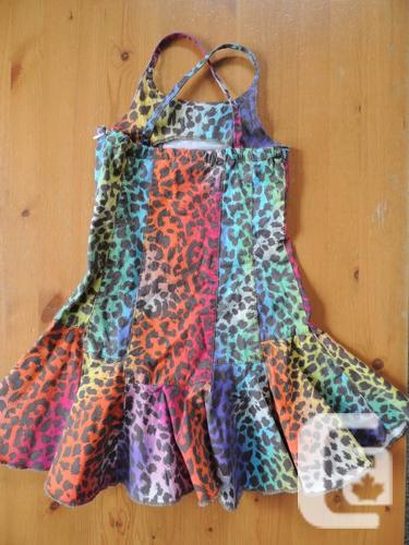 Childrens Place Size 4 T Rainbowleopard Print Pattern For Sale In
