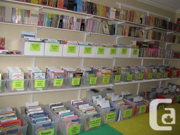 Children's Books & Educational Resources