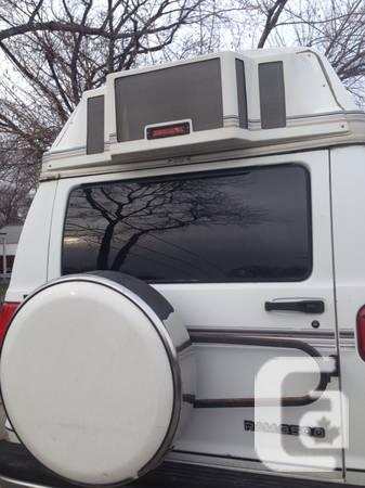 entrar metano Residencia  Class B camper Van non-smokin for sale in Guelph, Ontario Classifieds -  CanadianListed.com