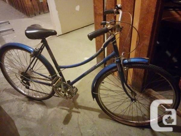 Classic Women Cycle - $20