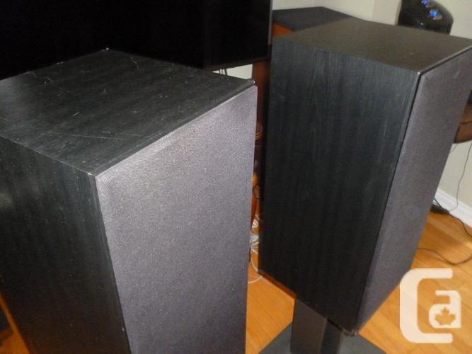 Clements 108 di Stereo Dynamic Image Speakers