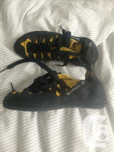 Climbing Shoes (Men size 7)