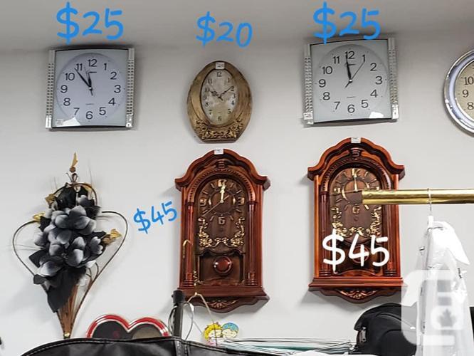 Clocks For Sale, OTTAWA