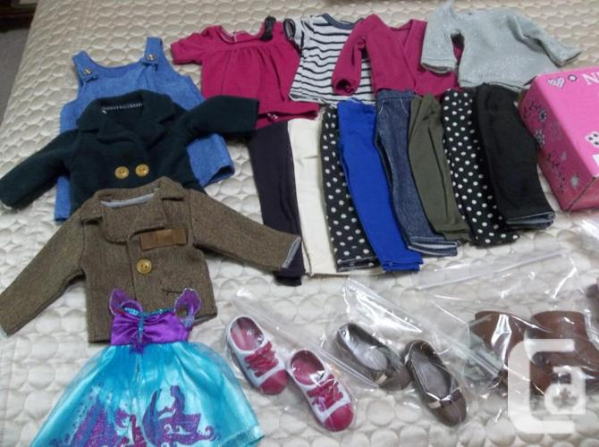 clothings for journey doll or American doll or any