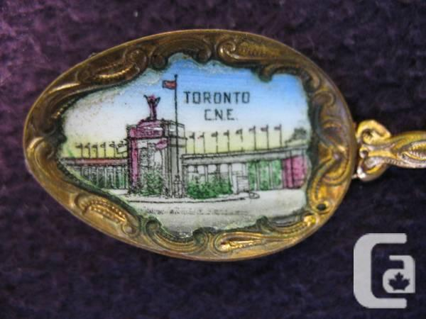 CNE scoop 1920s that is enamel / 30s - $15
