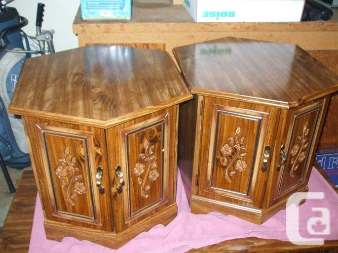 Coffee table amd two end tables for sale in regina for Coffee tables regina