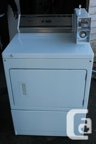 COIN OPERATED WASHER AND DRYER OR SET in Vancouver, British Columbia for  sale