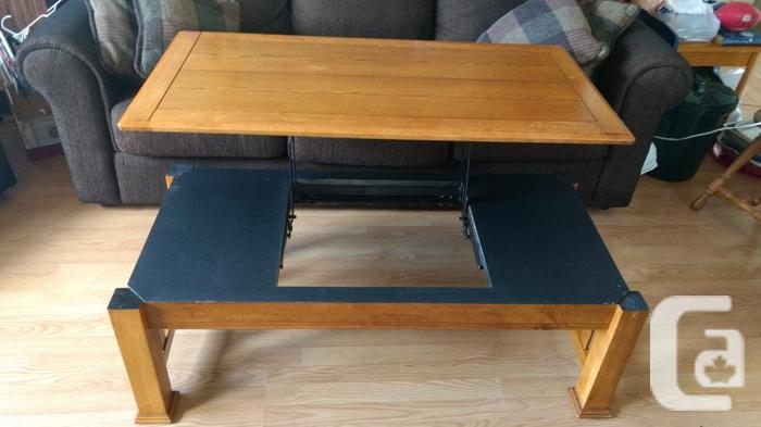 Collapsing Coffee Table For Sale In Nanaimo British