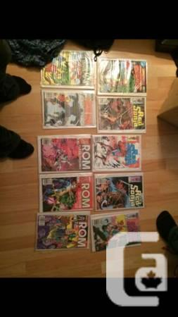 Comics available