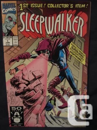 COMICS - Sleepwalker by Marvel Comics (Full Run) - $35