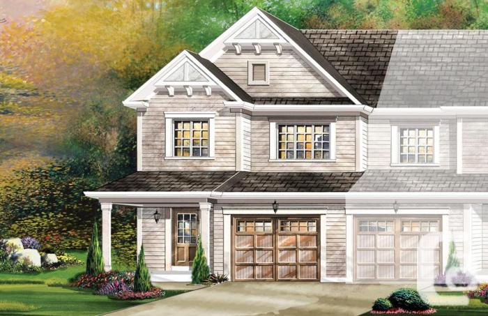 Coming Soon New Townhomes For Sale At Brantford