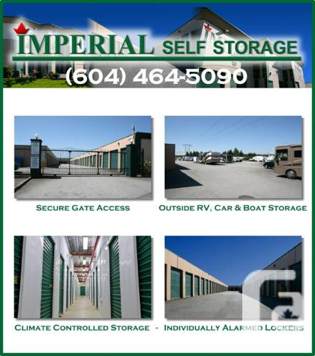 Commercial Storage SALE - One Month FREE