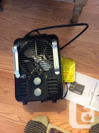 Compact Space Heater - $20