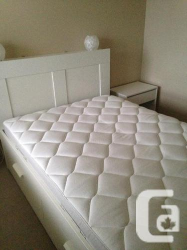 Complete Brimnes Room (Double-Size) White