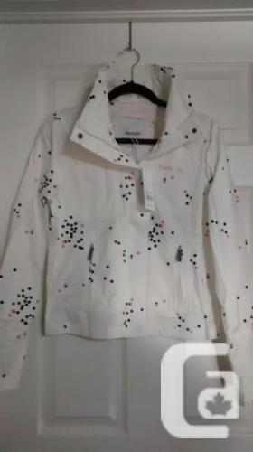 COMPLETELY NEW - Girls CONFETTI BBQ TABLE Coat - Size