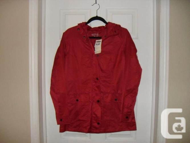 Completely New - Girls Deep Red Jacket - Small