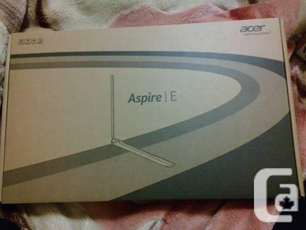 Completely New Sealed Container ACER WANT E1-510-2827 -