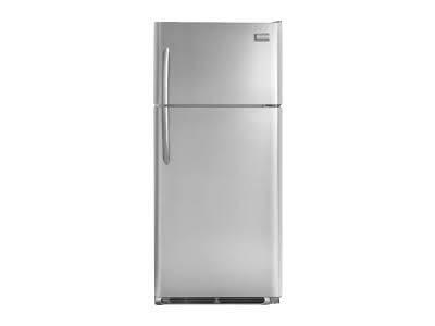 Completely new stainless Frigidaire 18-CU-foot fridge -