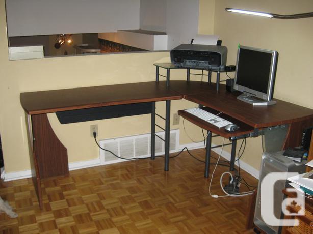 Computer desk - L Shape