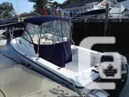 CONQUEST 205 BOSTON WHALER - $27000 in Vancouver, British Columbia for sale