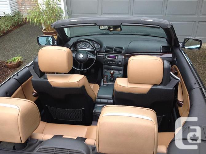 Convertible BMW