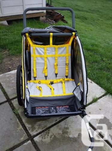 Copilot Double Bike Stroller