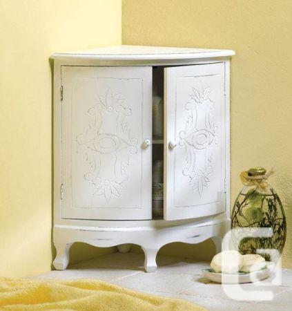 Corner curio cabinet new for sale in montreal quebec for Bathroom furniture quebec