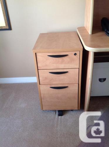 Corner desk from Staples