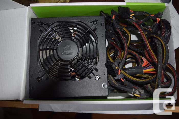 CORSAIR CX600 600W 80 PLUS BRONZE Certified Power