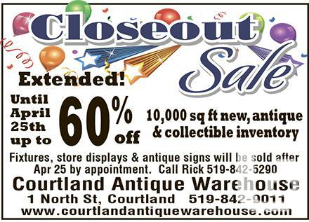Courtland Antique Warehouse  UP TO 60% Off INVENTORY