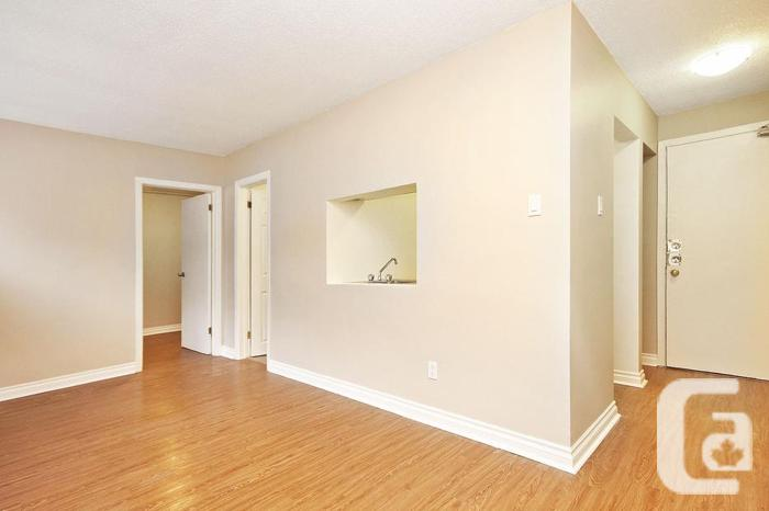 Cozy bachelor apartment for rent downtown Ottawa! (180) in ...
