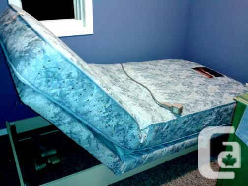 Craftmatic Adjustable Single Beds : Craftmatic adjustable bed single for sale in barrie