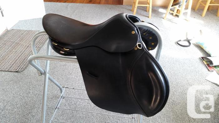 Crosby All Purpose English Saddle 17 For Sale In Victoria British