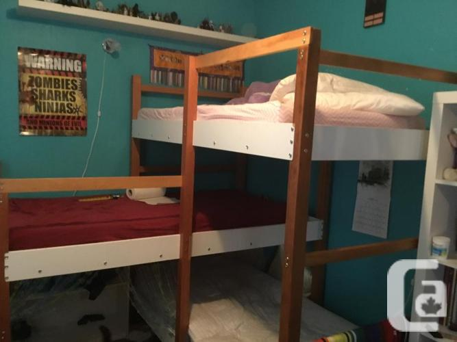 Custom Built Triple Bunk Beds For Sale In Ladysmith British