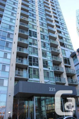 Custom Equipped High-Rise 1+1 Condo n/ amp Parking &;