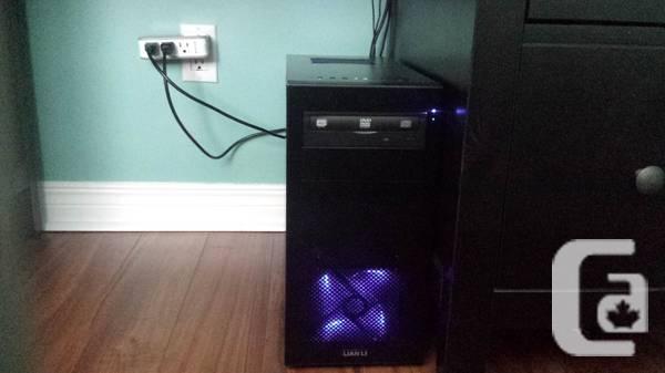 //Custom Gaming Computer// Gtx560Ti, Intel Corei5