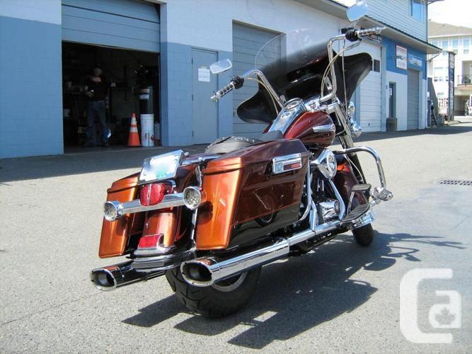 Custom Harley Davidson FLHR Road King