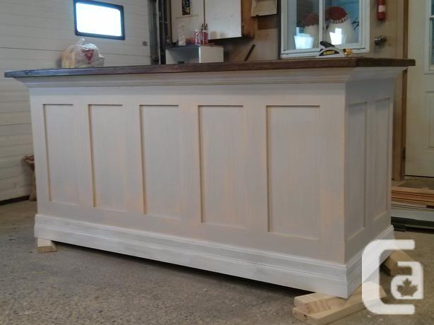 Custom Kitchen Island Or Bar For Sale In Perth Ontario Classifieds