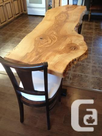 Custom Made Dining Tables LIVE EDGE Designs