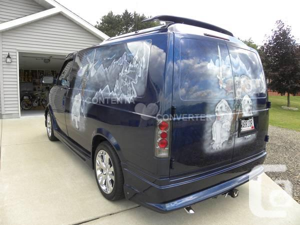 Custom Show Van - $21500 in Winnipeg, Manitoba for sale