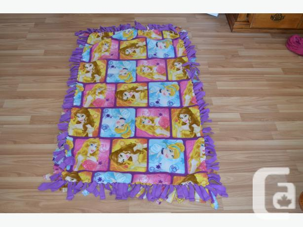 Custom Tied Blankets