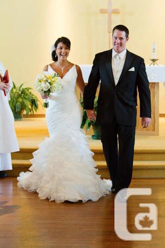 Custom Wedding Gown Galante